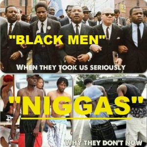 Black Men vs. Niggas